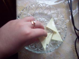 Die Hand des Schicksals - oder eher von Evanesca Feuerblut - zieht das Gewinnerlos