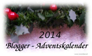 Blogger-Adventskalender 2014 - Logo